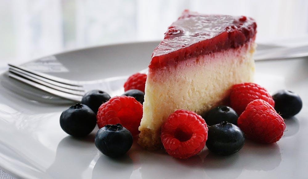 macro friendly desserts